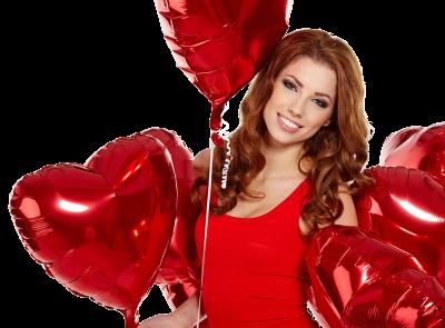 Косметология ко Дню Святого Валентина?