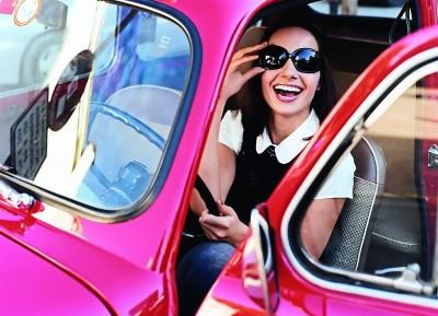 Массаж снимает стресс от вождения авто
