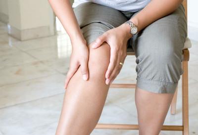 Упражнения для снятия отека ног