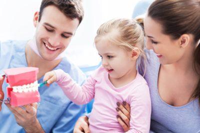 Герметизація фісур (профілактика карієсу у дітей віком 6-8 років)